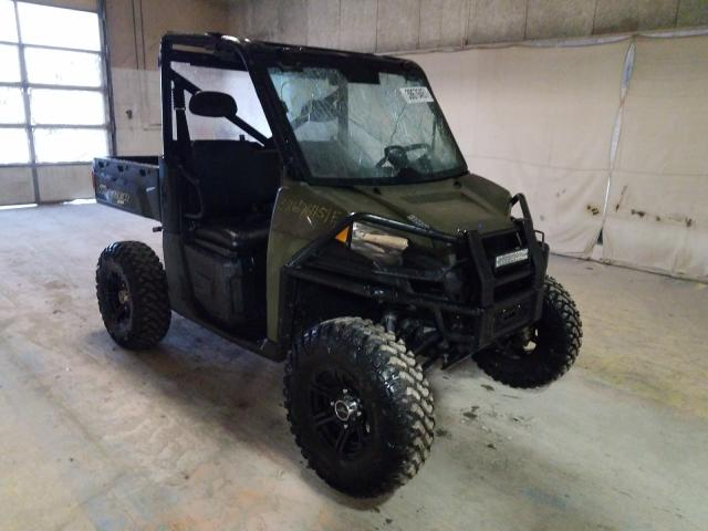 Salvage cars for sale from Copart Indianapolis, IN: 2013 Polaris Ranger XP