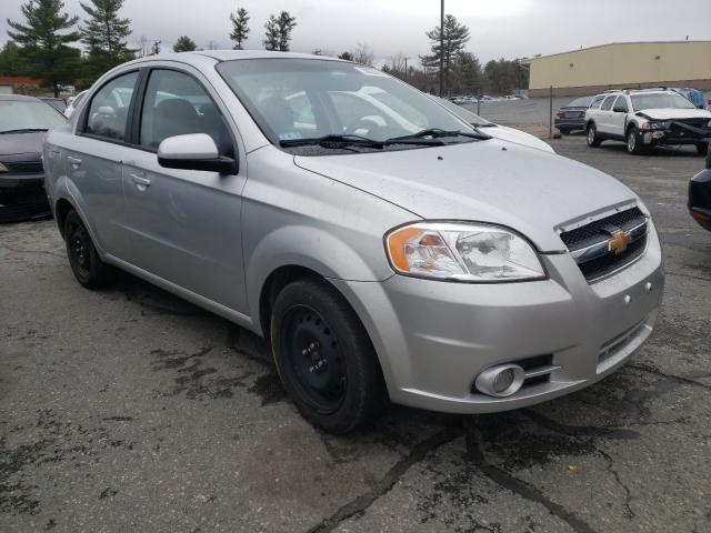 Salvage cars for sale from Copart Exeter, RI: 2011 Chevrolet Aveo LT