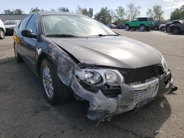 Salvage cars for sale from Copart Colton, CA: 2002 Chrysler 300M
