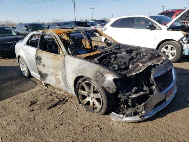 Chrysler salvage cars for sale: 2012 Chrysler 300 SRT-8