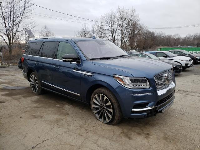 Lincoln salvage cars for sale: 2020 Lincoln Navigator