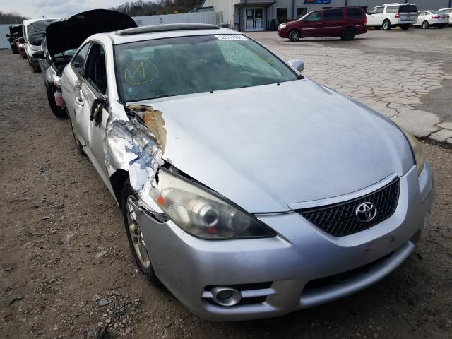 Salvage cars for sale from Copart Hurricane, WV: 2008 Toyota Solara