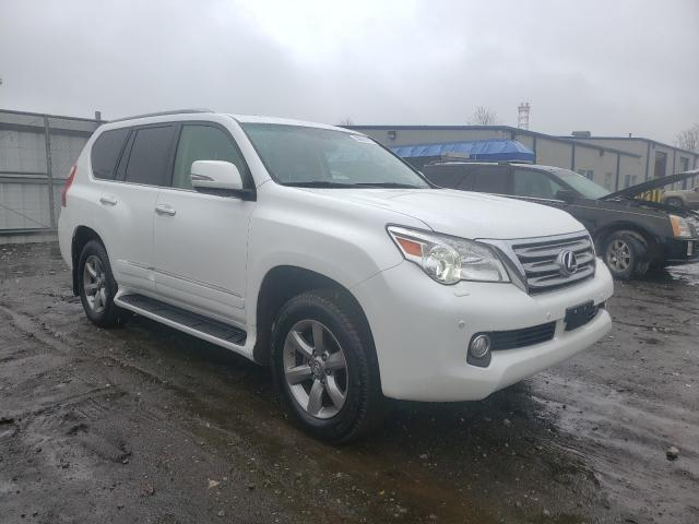Salvage cars for sale from Copart Finksburg, MD: 2013 Lexus GX 460 PRE