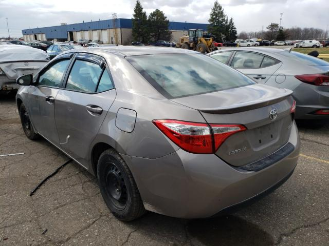 2016 TOYOTA COROLLA EC - Right Front View