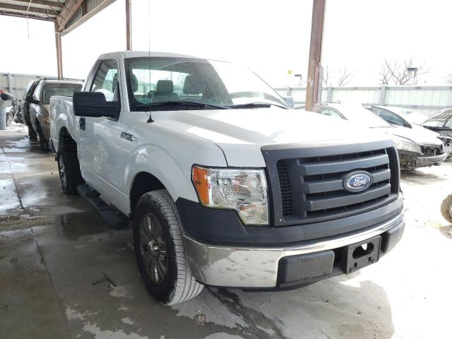 2011 FORD F150 1FTMF1CM2BFB60756