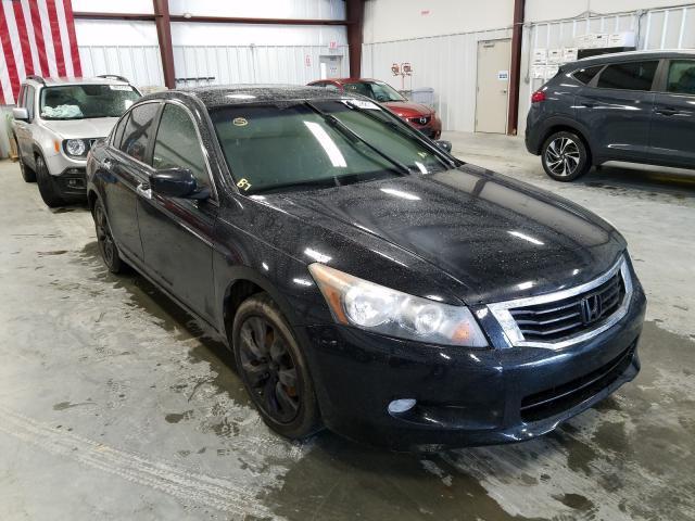 2009 Honda Accord EXL en venta en Spartanburg, SC