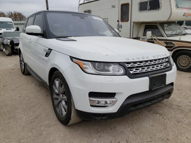 Salvage cars for sale from Copart Temple, TX: 2016 Land Rover Range Rover