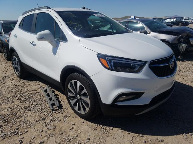 Salvage cars for sale from Copart Magna, UT: 2020 Buick Encore ESS