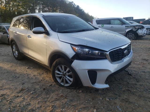 Salvage cars for sale from Copart Austell, GA: 2020 KIA Sorento S