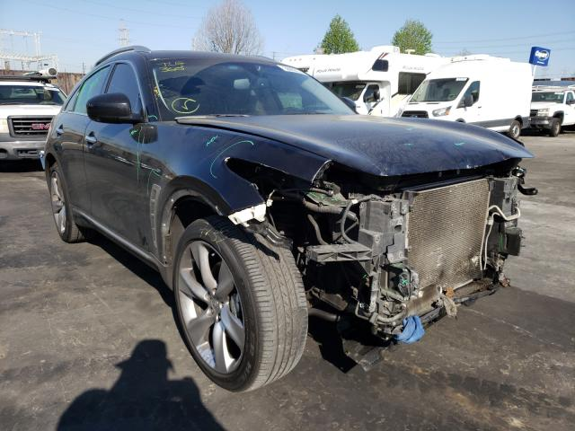 Infiniti FX50 salvage cars for sale: 2012 Infiniti FX50
