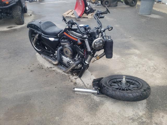Harley-Davidson Vehiculos salvage en venta: 2018 Harley-Davidson XL1200 XS