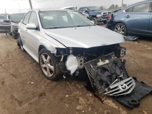 Salvage cars for sale from Copart West Palm Beach, FL: 2005 Mazda 6 I