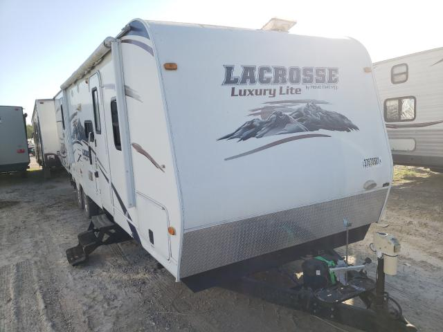 Lacrosse salvage cars for sale: 2012 Lacrosse Trailer