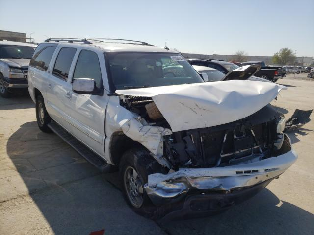 Salvage cars for sale from Copart Tulsa, OK: 2003 Chevrolet Suburban K