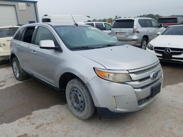 Salvage cars for sale from Copart Houston, TX: 2011 Ford Edge Limited
