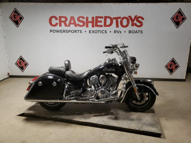 Indian Motorcycle Co. salvage cars for sale: 2016 Indian Motorcycle Co. Springfiel