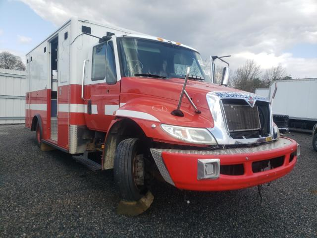 International salvage cars for sale: 2014 International 4000 4300