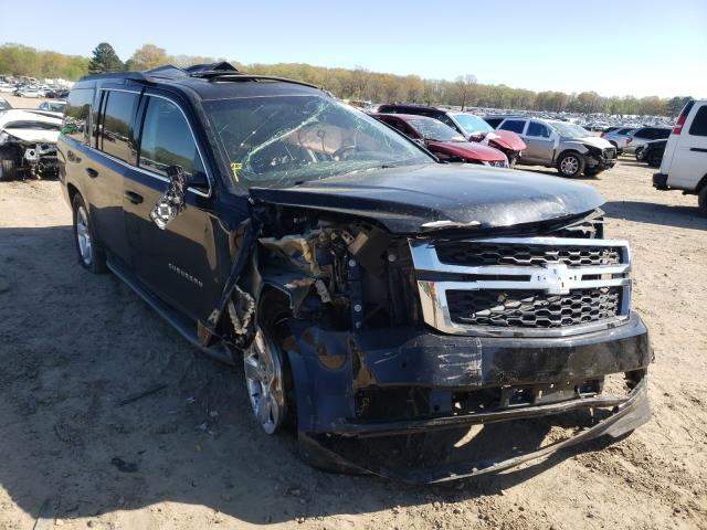 Salvage cars for sale from Copart Conway, AR: 2015 Chevrolet Suburban C