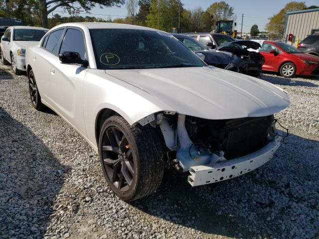 Salvage cars for sale from Copart Loganville, GA: 2015 Dodge Charger SX