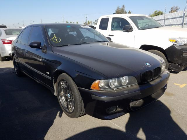 BMW M5 salvage cars for sale: 2003 BMW M5