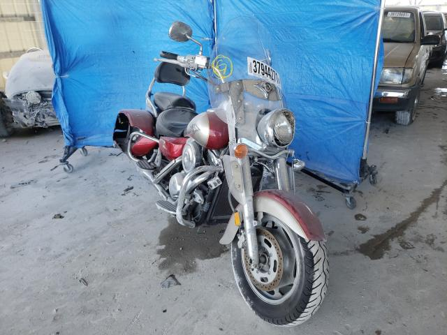 Salvage cars for sale from Copart Homestead, FL: 2007 Kawasaki VN1600 D