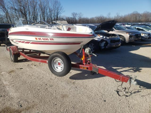 Glastron salvage cars for sale: 2007 Glastron 24FT Boat