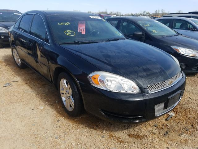 Salvage cars for sale from Copart Bridgeton, MO: 2013 Chevrolet Impala LT