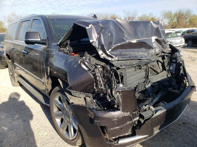 Cadillac salvage cars for sale: 2015 Cadillac Escalade E