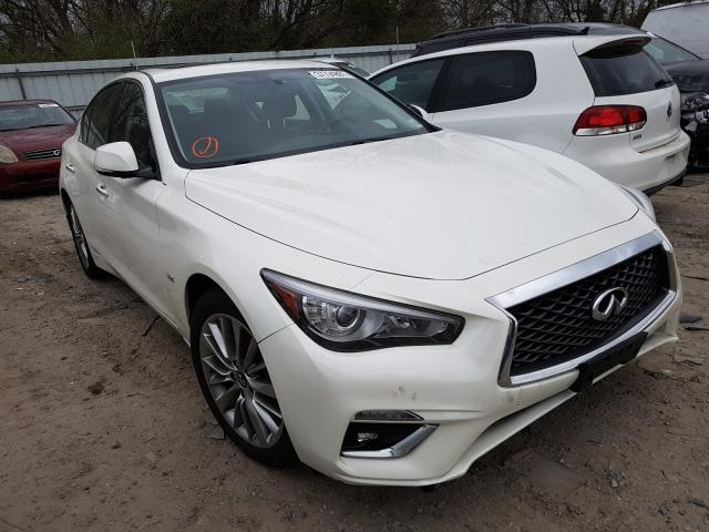 2018 Infiniti Q50 Luxe for sale in Glassboro, NJ