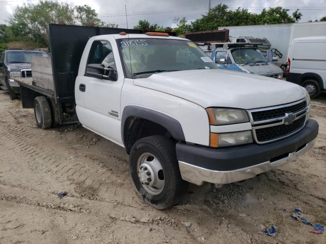 Salvage cars for sale from Copart Riverview, FL: 2006 Chevrolet Silverado