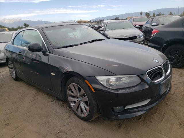 Salvage cars for sale from Copart Colton, CA: 2012 BMW 328 I Sulev