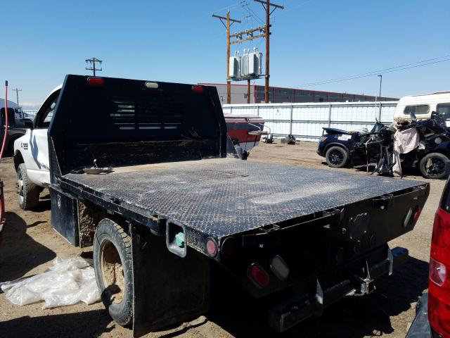2009 DODGE RAM 3500 - Right Front View