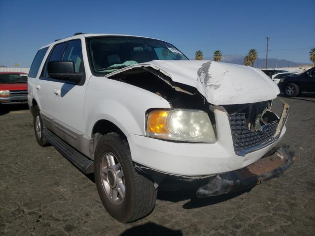 Salvage cars for sale from Copart Colton, CA: 2003 Ford Expedition