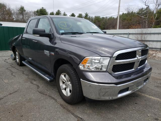 Salvage cars for sale from Copart Exeter, RI: 2020 Dodge RAM 1500 Class
