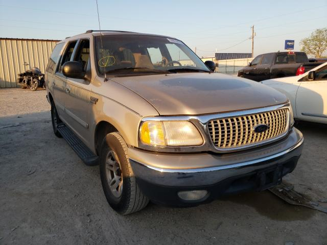 Salvage cars for sale from Copart Temple, TX: 1999 Ford Expedition