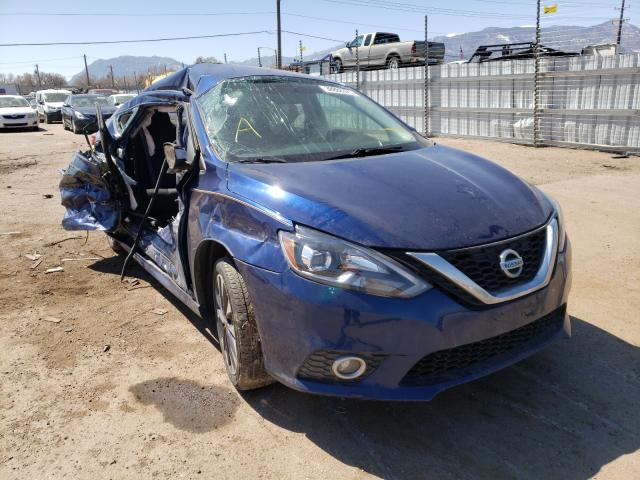 2016 NISSAN SENTRA S 3N1AB7APXGY221255
