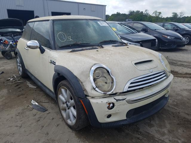 Mini salvage cars for sale: 2005 Mini Cooper S