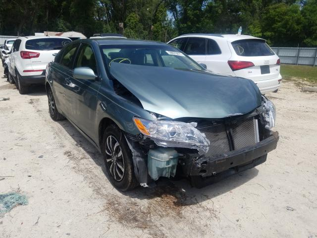 Salvage cars for sale from Copart Ocala, FL: 2007 Toyota Camry CE