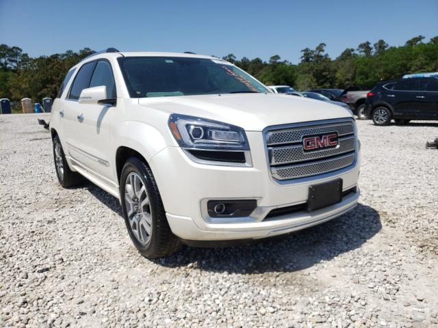 GMC salvage cars for sale: 2014 GMC Acadia DEN