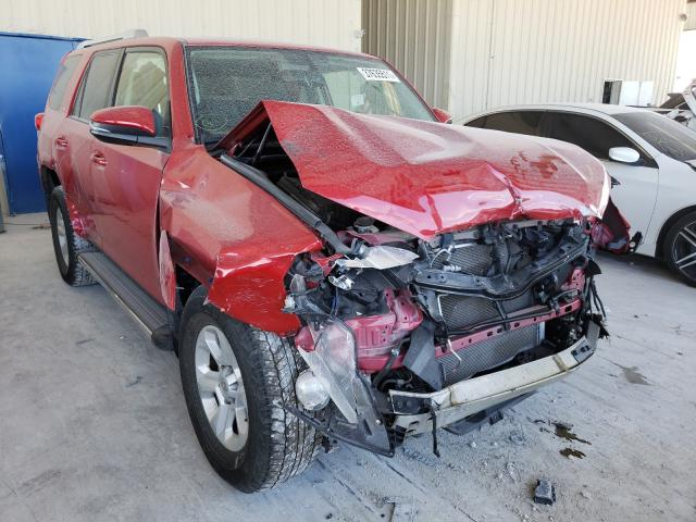 Salvage cars for sale from Copart Homestead, FL: 2016 Toyota 4runner SR