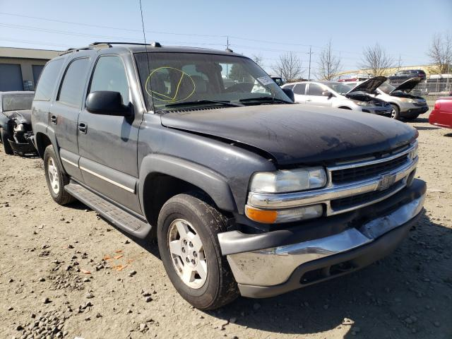 Salvage cars for sale from Copart Eugene, OR: 2004 Chevrolet Tahoe K150
