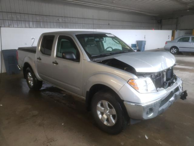 Salvage 2009 NISSAN FRONTIER - Small image. Lot 38007981