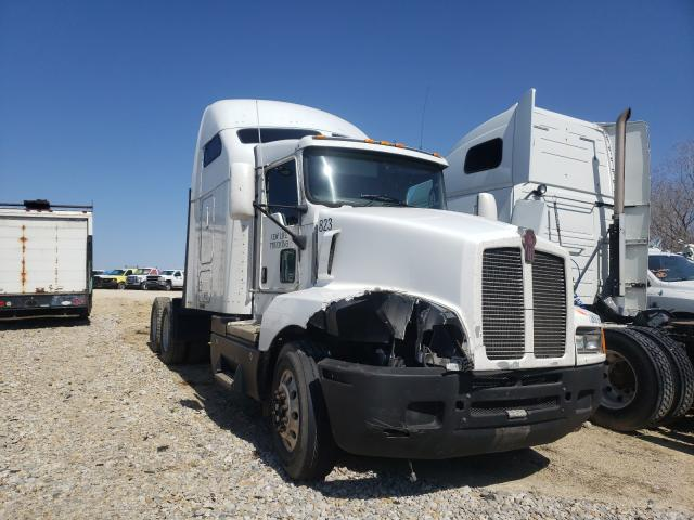 Kenworth salvage cars for sale: 2007 Kenworth Construction