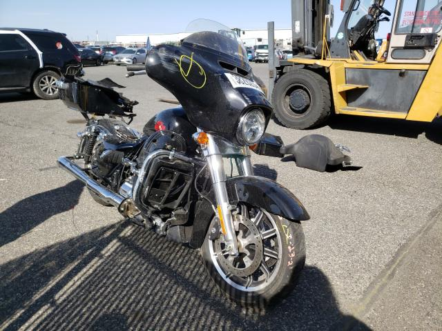 Salvage cars for sale from Copart Pasco, WA: 2019 Harley-Davidson Flht
