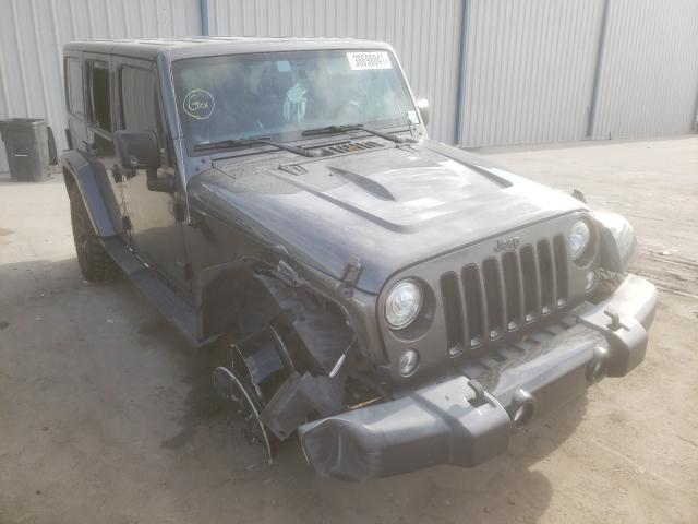 Salvage cars for sale from Copart Apopka, FL: 2017 Jeep Wrangler U