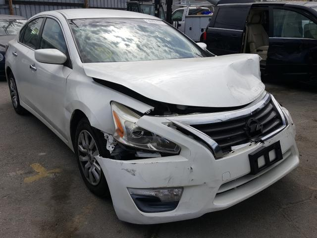 Salvage cars for sale from Copart Los Angeles, CA: 2015 Nissan Altima 2.5