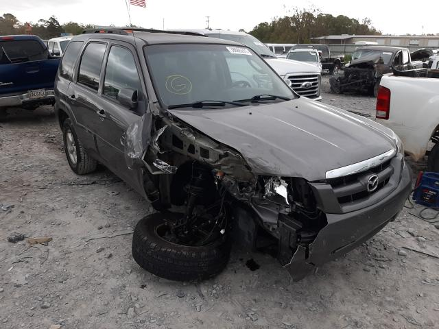 Mazda Tribute salvage cars for sale: 2006 Mazda Tribute