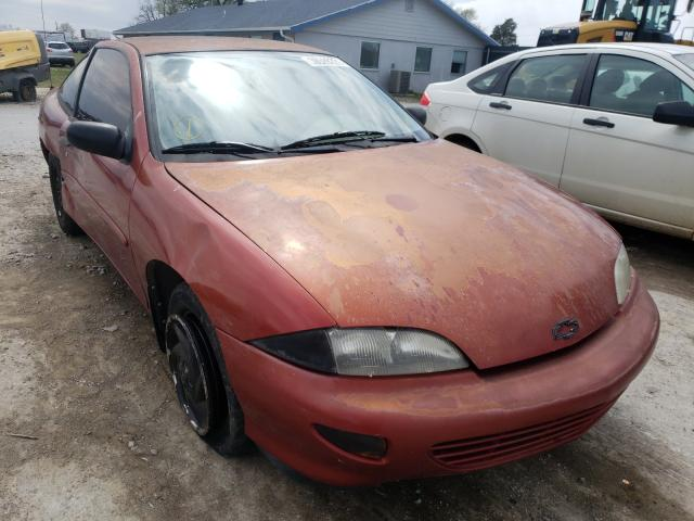 Salvage cars for sale from Copart Sikeston, MO: 1998 Chevrolet Cavalier B