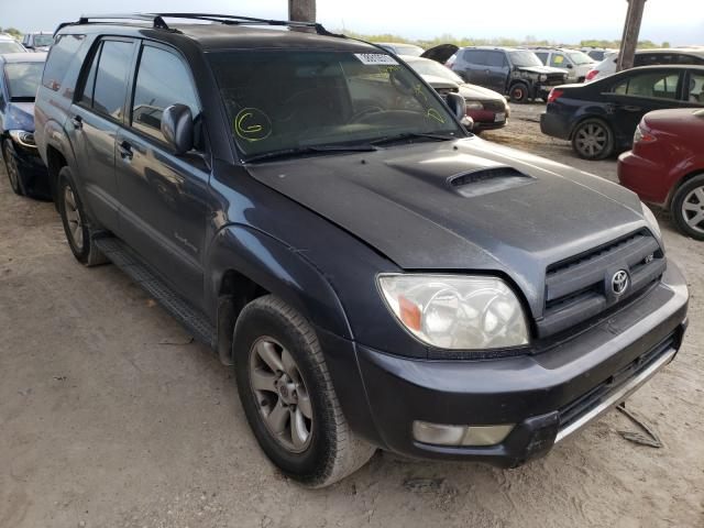 Salvage cars for sale from Copart Temple, TX: 2005 Toyota 4runner SR