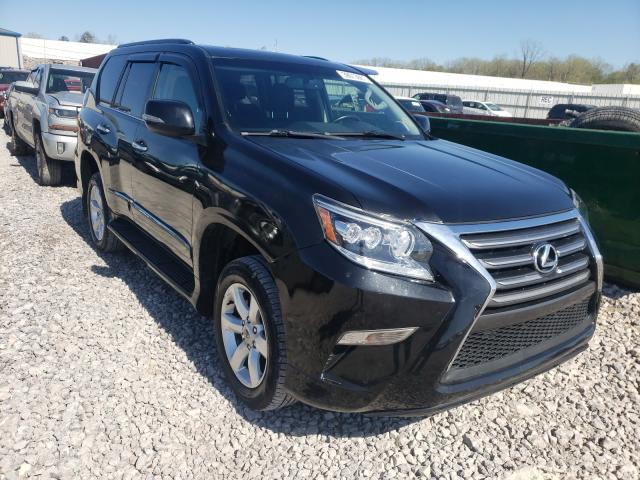 Salvage cars for sale from Copart Hueytown, AL: 2015 Lexus GX 460